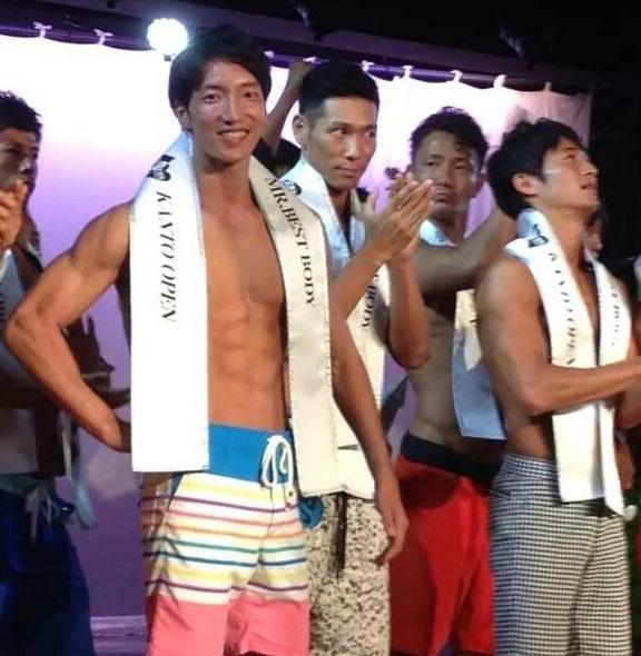 ベストボデイジャパン2014関東オープン3