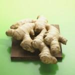 体温を上げる生姜