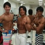 ベストボデイジャパン2014関東オープン2