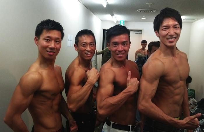 ベストボディジャパン2014日本大会gg