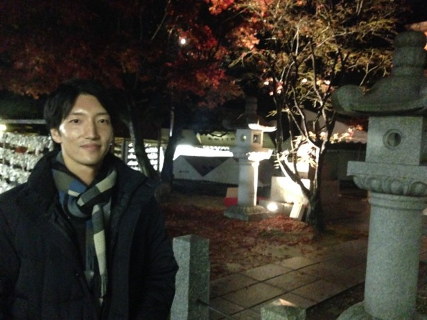 紅葉祭り 福岡 西新
