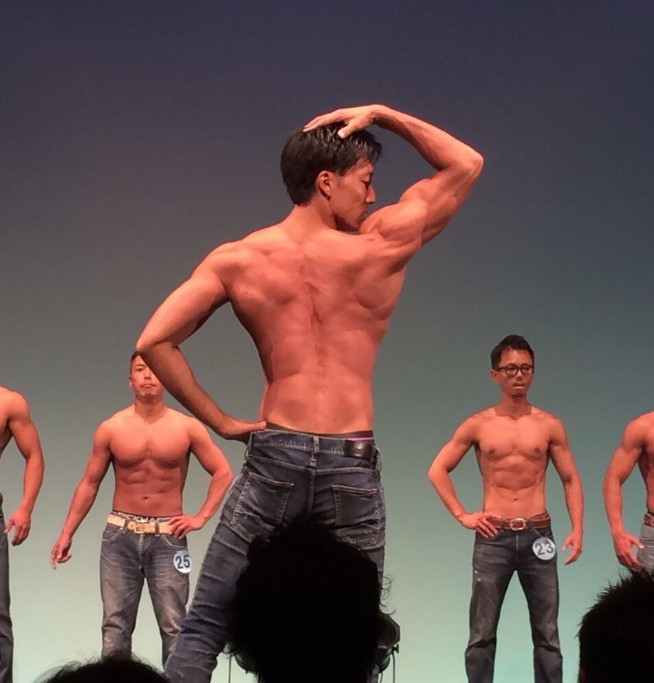 ベストボディジャパン2015福岡大会小原明人 (1)