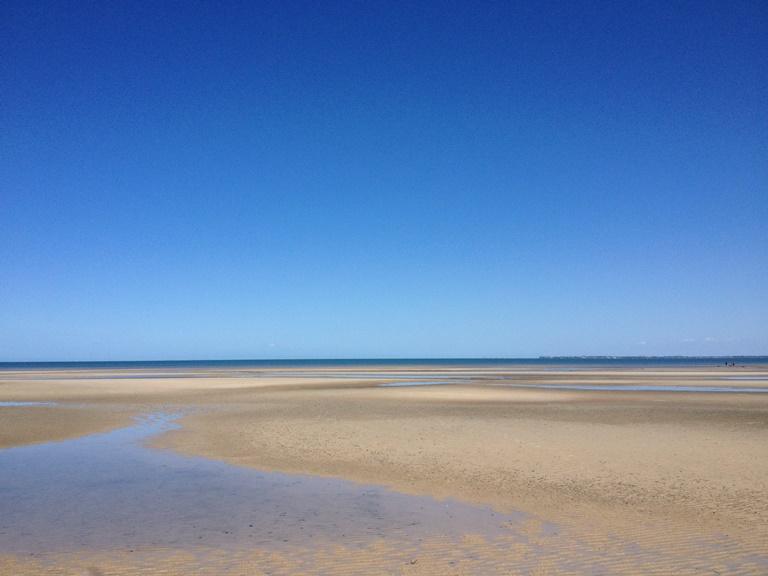 オーストラリア 青空