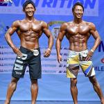 フィジークの世界トップレベルの二人が福岡へ!セミナー&グループレッスン