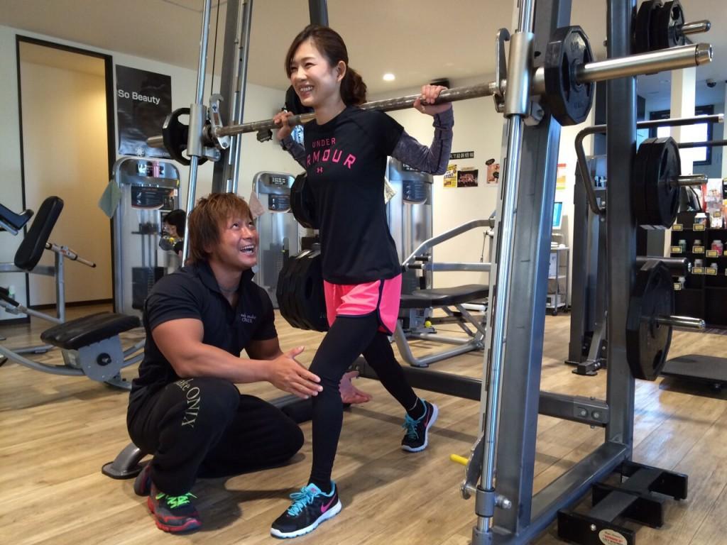 ヘラクレス鬼木のパーソナルトレーニング@福岡【リピート率90%】